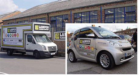 CRS Display Vehicle Graphics