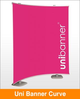 Uni Banner Curve