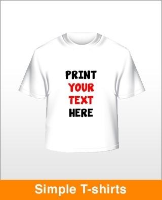 Simple Tshirts