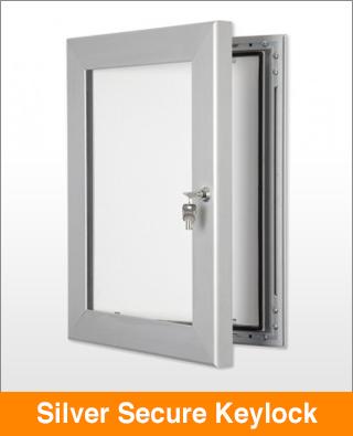 Silver Secure Keylock
